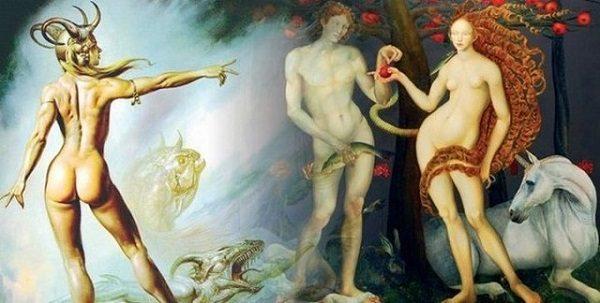 Архетипы Луны и Венеры