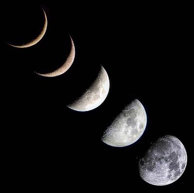 Лунное затмение 10 января 2020 года