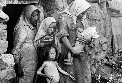 Голод в Украине