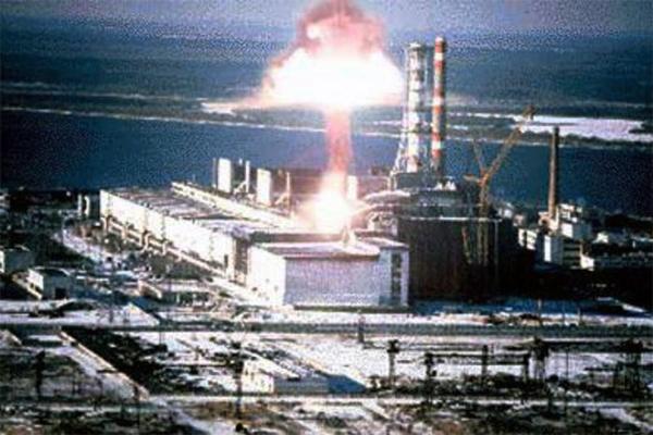 Астрологические причины аварии в Чернобыле