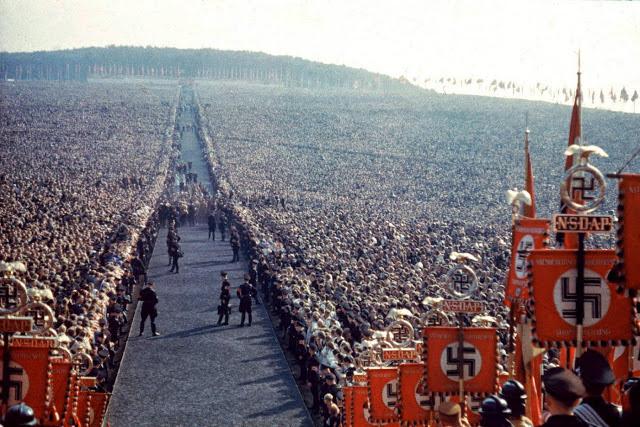Почему Гитлер пришел к власти